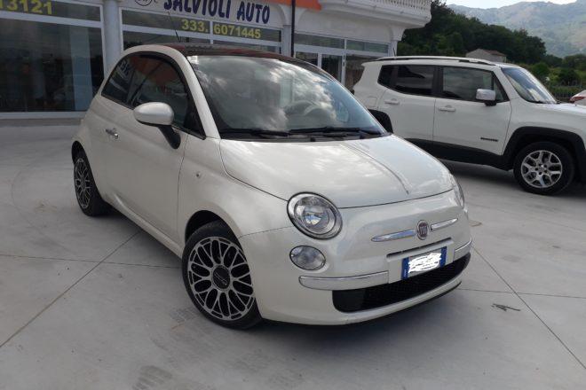 Fiat 500 0 9twinair Cambio Automatico Salvioli Auto